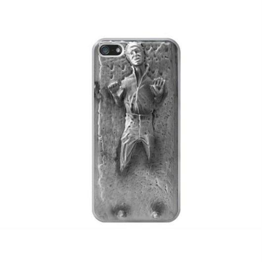 スターウォーズ バンカーバウンス BUNKERBOUND Star Wars Han Solo in Carbonite iPhone Case
