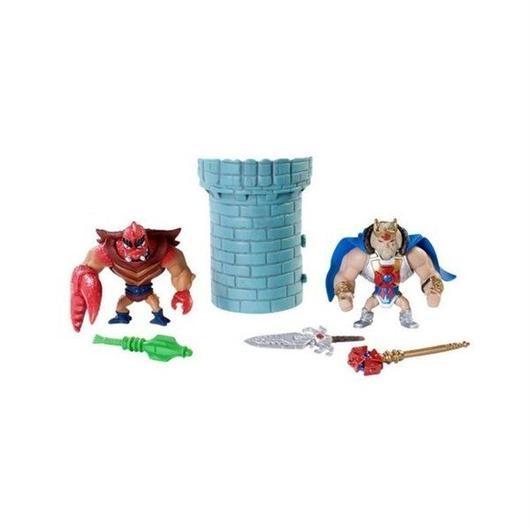 マスターズ 超空の覇者 マテル MATTEL Masters of the Universe Classics Mini King He-Man & Mini Clawful