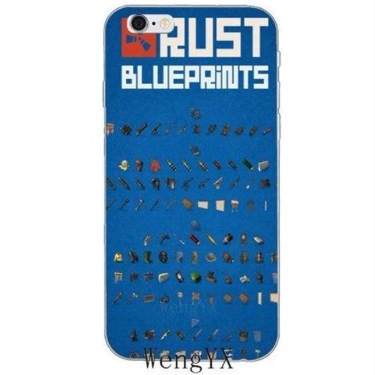 RUST ラスト TPU シリコン Iphone ケース アイフォンケース  オープンワールドサバイバルゲーム  11