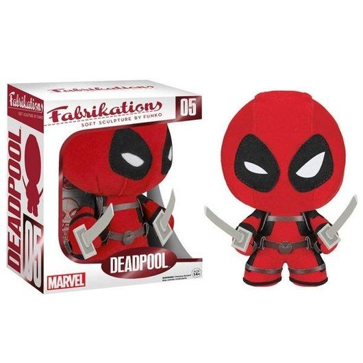 マーベル ファンコ Funko Funko Fabrikations Marvel Deadpool Plush