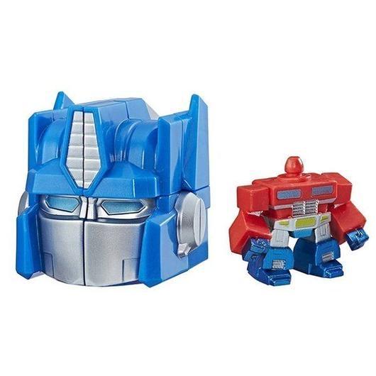 トランスフォーマー ハズブロ HASBRO Rubik's Crew Game: Transformers Optimus Prime Edition