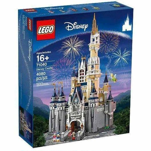 レゴ LEGO おもちゃ The Disney Castle Set #71040