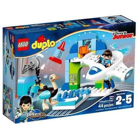 レゴ LEGO おもちゃ Disney Duplo Miles from Tomorrowland Miles' Stellosphere Hangar Set #10826