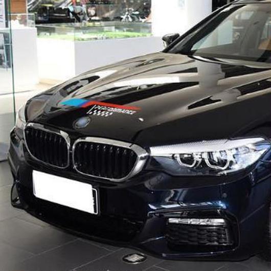 BMW ステッカー ボンネット フードエンジン デカール e46 e60 e90 f30 f10 x5 f20 e70 e53 e30 e36 e34 h00085
