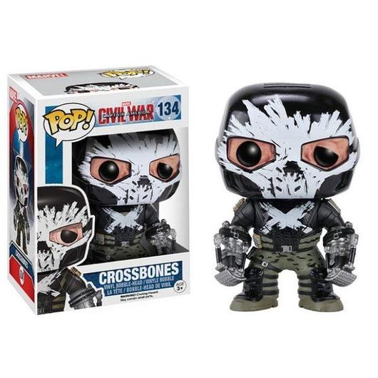 マーベル ファンコ FUNKO Pop! Marvel: Captain America: Civil War - Crossbones