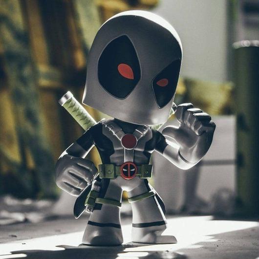 BAIT ファンコ Funko BAIT WonderCon Exclusive x Funko Marvel Deadpool Super Deluxe 9 Inch  - X-Force