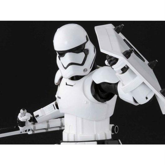 スターウォーズ バンダイ BANDAI JAPAN Star Wars S.H.Figuarts First Order Riot Control Stormtrooper (Ep VII)