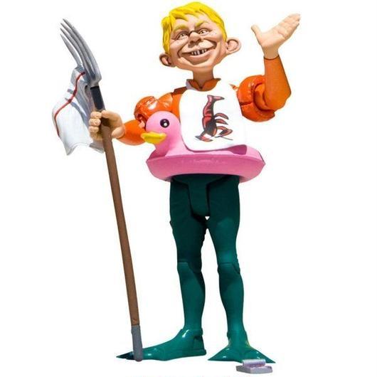 フィギュア おもちゃグッズ Toys and Collectibles Mad Magazine Aquaman Just Us League Action Figure
