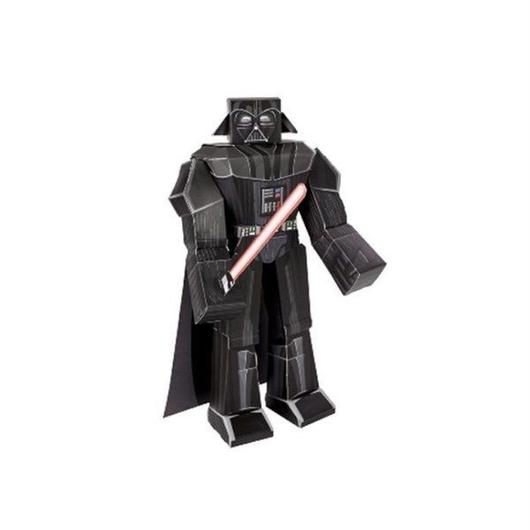 "スターウォーズ ジャズウェアーズ JAZWARES INC Star Wars Paper Figure Blueprints - 12"" Darth Vader"