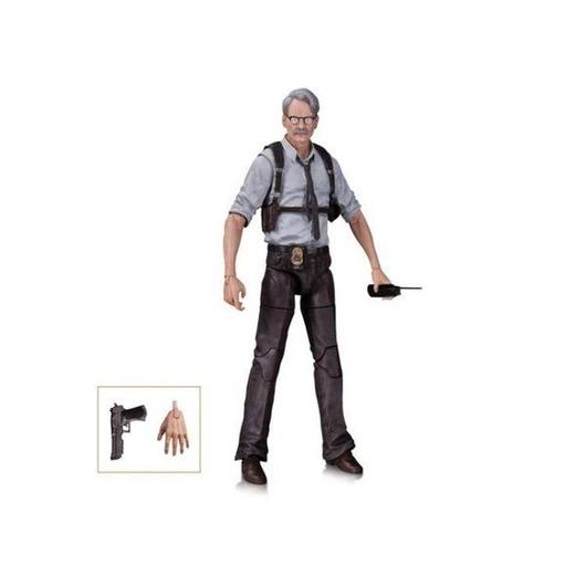 ディーシー ディーシー DC COLLECTIBLES Batman Arkham Knight Figure - Commissioner Gordon
