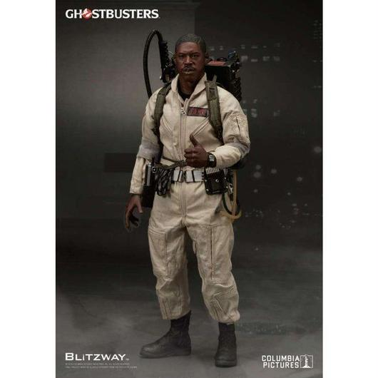 ゴーストバスターズ Ghostbusters ブリッツウェイ Blitzway フィギュア おもちゃ Classic Winston Zeddemore 1/6 Collectible Figure