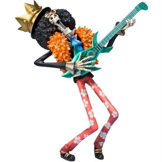 ワンピース おもちゃグッズ Toys and Collectibles One Piece Brook New World Figuarts Zero Figure