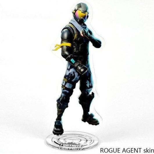 フォートナイト アクリル ディスプレイボード アクションフィギュアコレクション 装飾 ギフト Fortnigt バトル · ロワイヤル  7
