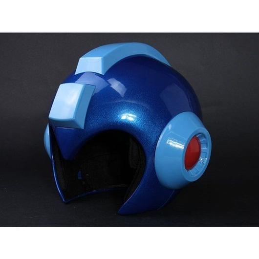 ロックマン マルチヴァーススタジオ マルチバーススタジオ MULTIVERSE STUDIO INC Mega Man 1:1 Scale Wearable Helmet