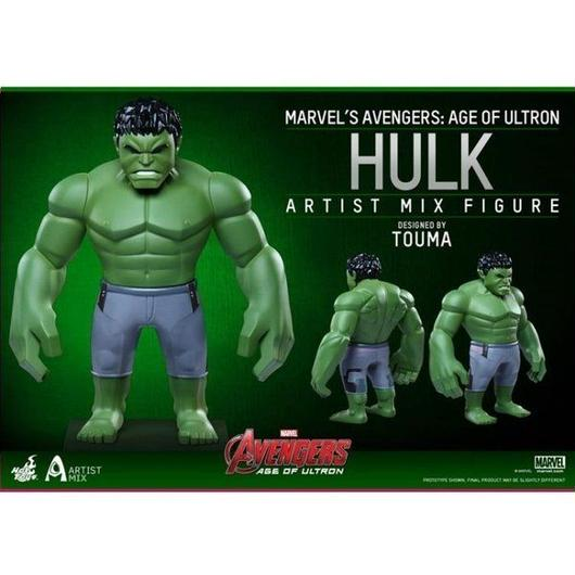 マーベル ホットトイズ HOT TOYS Avengers: Age of Ultron Artist Mix Collectible Figure Series 02 Hulk