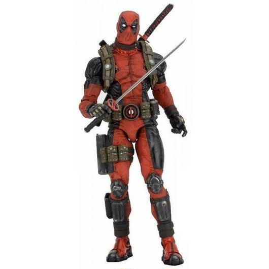 デッドプール Deadpool ネカ NECA フィギュア おもちゃ Marvel X-Men Quarter Scale Action Figure