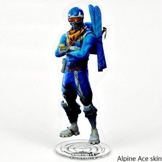 フォートナイト アクリル ディスプレイボード アクションフィギュアコレクション 装飾 ギフト Fortnigt バトル · ロワイヤル  14
