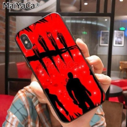 デッドバイデイライト TPU シリコン Iphone ケース アイフォンケース  2