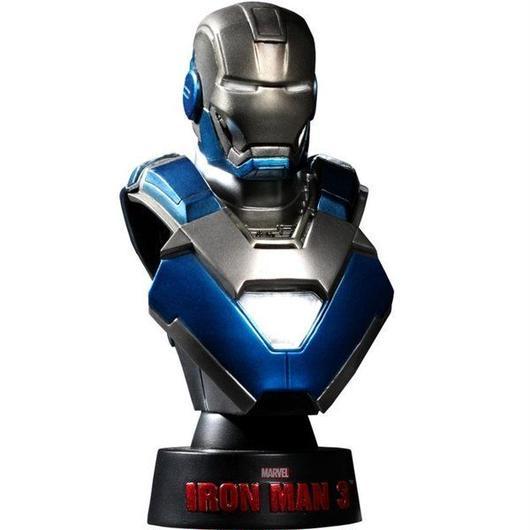 アイアンマン ホットトイズ Hot Toys Hot Toys Iron Man 3 Iron Man Mark 30 1/6 Scale Bust Figure