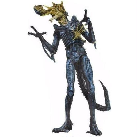 エイリアン Alien ネカ NECA フィギュア おもちゃ s Series 12 Battle-Damaged Xenomorph Action Figure [Blue]