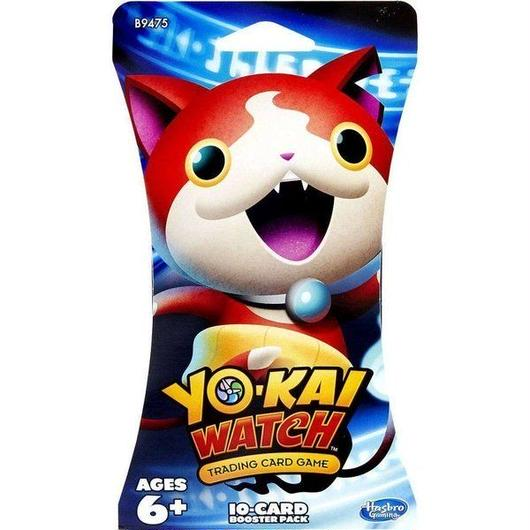 妖怪ウォッチ Yo-Kai Watch ハズブロ Hasbro Toys おもちゃ Trading Card Game YoKai Watch Booster Pack