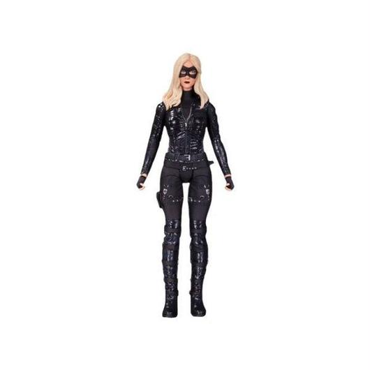 "ディーシー ディーシー DC COLLECTIBLES Arrow 6"" TV Action Figure - Black Canary (Laurel Lance)"