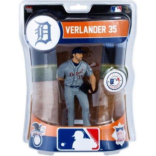 デトロイト タイガース Detroit Tigers インポートドラゴン Imports Dragon フィギュア おもちゃ MLB 2016 Justin Verlander