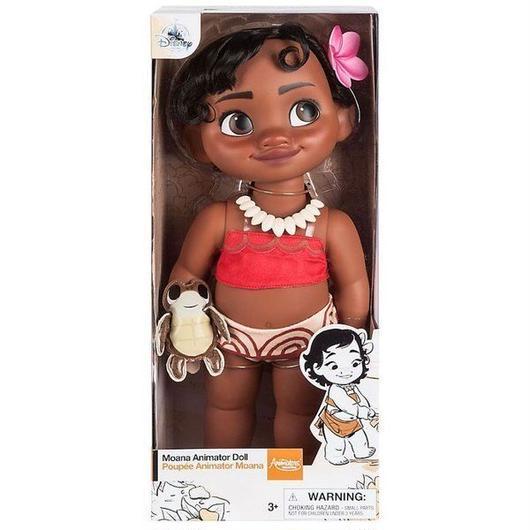 モアナと伝説の海 Moana ディズニー Disney 人形 おもちゃ Animators' Collection Toddler Exclusive 16-Inch Doll [2017]