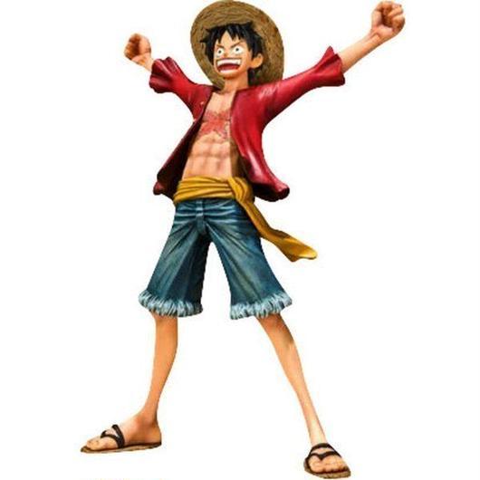 ワンピース おもちゃグッズ Toys and Collectibles One Piece Monkey D Luffy Figuarts Zero New World Figure