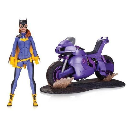 """ディーシー ディーシー DC COLLECTIBLES DC Comics Icons 6"""" Figure Batgirl of Burnside Deluxe"""
