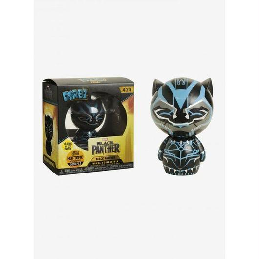 マーベル Marvel ファンコ FUNKO フィギュア おもちゃ Funko Marvel Black Panther Black Panther Glow-In-The-Dark Dorbz