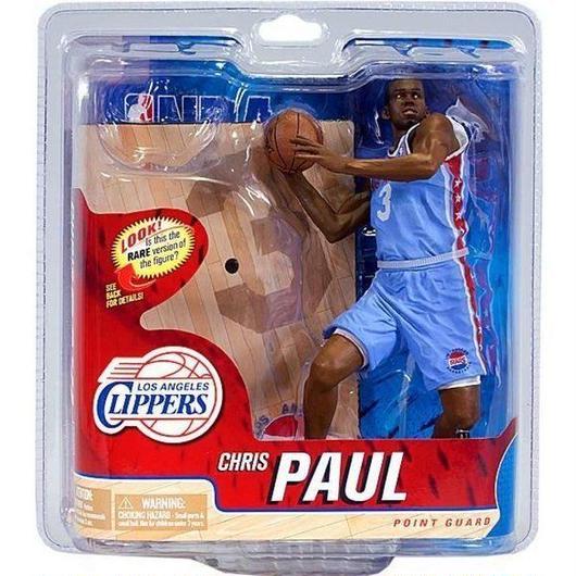 マクファーレントイズ フィギュア おもちゃ NBA Los Angeles Clippers Sports Picks Series 21 Chris Paul Action Figure