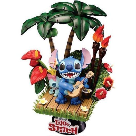 リロ アンド スティッチ Stitch ビースト キングダム Beast Kingdom フィギュア おもちゃ Disney Lilo & D-Select Exclusive 6-Inch