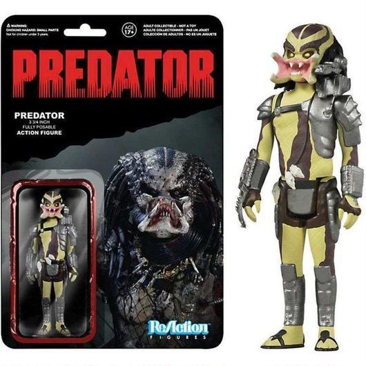 プレデター Predator ファンコ Funko フィギュア おもちゃ ReAction Action Figure