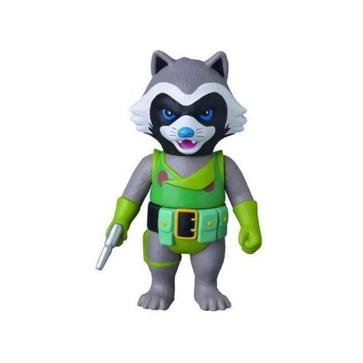 マーベル メディコム トイ MEDICOM TOY Marvel Retro Sofubi - Rocket Raccoon PX Previews Exclusive