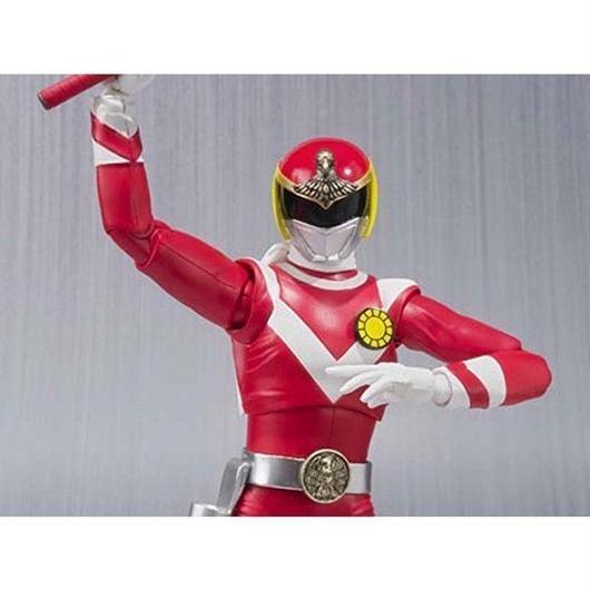パワーレンジャー スーパー戦隊 バンダイ BANDAI JAPAN Power Rangers S.H.Figuarts Vul Eagle
