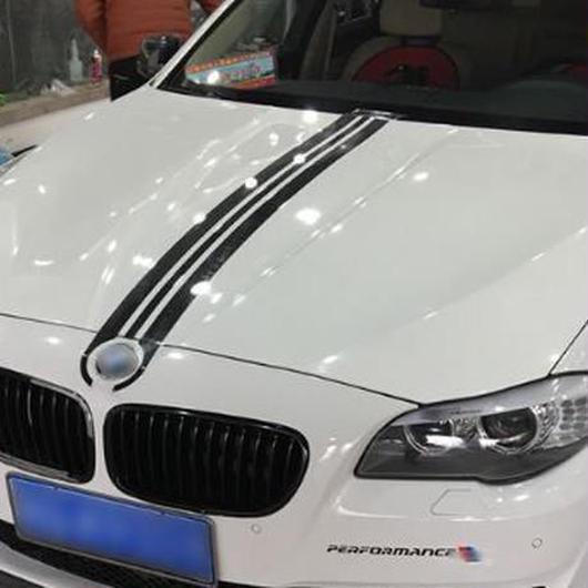 BMW ステッカー ボンネット ストライプ f30 f31 e90 e91 e46 e39 e60 f10 f11 f15 x5 f30 h00091