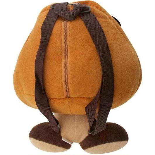スーパーマリオ おもちゃグッズ Toys and Collectibles Super Mario Goomba Plush Backpack (brown)