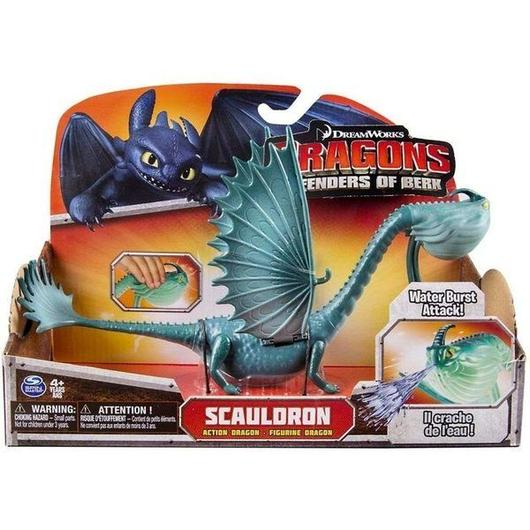 ヒックとドラゴン How to Train Your Dragon スピンマスター Spin Master フィギュア おもちゃ Defenders of Berk Scauldron