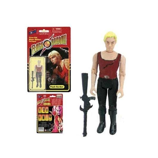 "フラッシュ ゴードン ビフバンパウ BIF BANG POW! Flash Gordon 3.75"" Action Figure Series 01 - Flash Gordon"