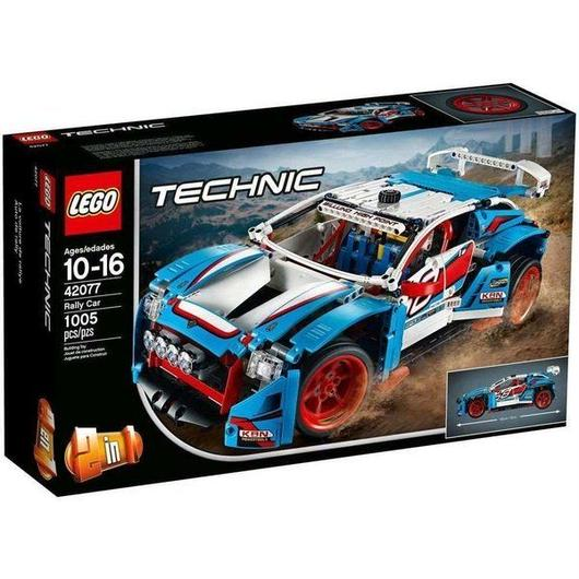 レゴ LEGO おもちゃ Technic Rally Car Set #42077