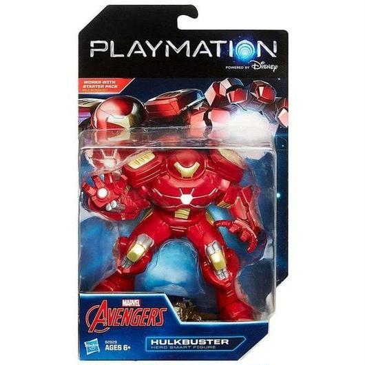 アベンジャーズ Avengers ハズブロ Hasbro Toys フィギュア おもちゃ Marvel Playmation Hulkbuster Smart Figure