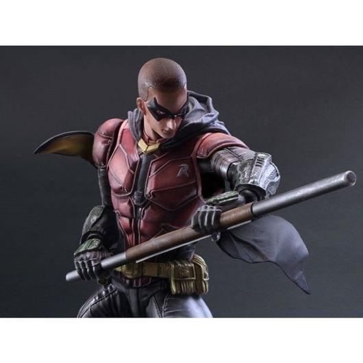 ディーシー スクウェア エニックス SQUARE ENIX PRODUCTS Batman Arkham Knight Play Arts Kai Robin