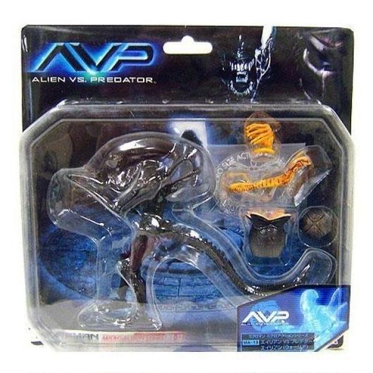 エイリアン Alien vs Predator タカラトミー Takara / Tomy フィギュア おもちゃ Micromen Alien Warrior Microman MA-13