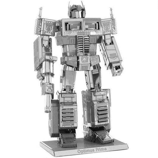 トランスフォーマー おもちゃグッズ Toys and Collectibles  Metal Earth Model Kit - Transformers Optimus Prime