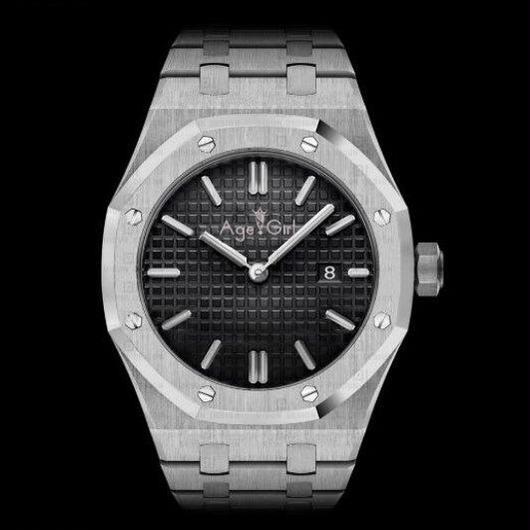 メンズ 腕時計【Age Girl】 機械式 高級腕時計 自動巻 ロイヤルオーク オマージュ カラバリ3色
