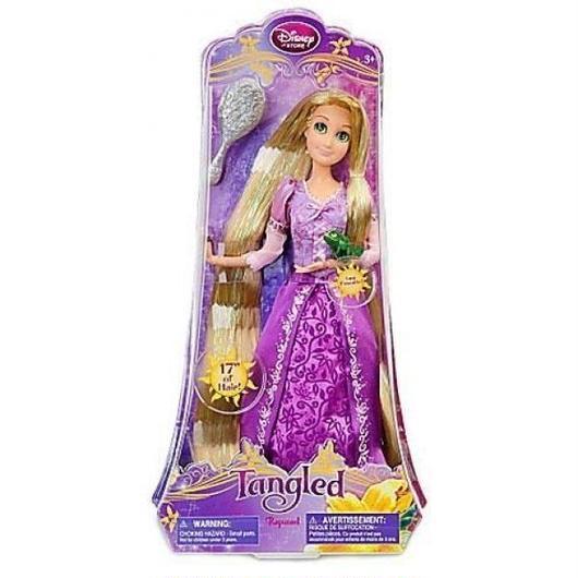 塔の上のラプンツェル Tangled ディズニー Disney 人形 おもちゃ Rapunzel Exclusive 12-Inch Doll