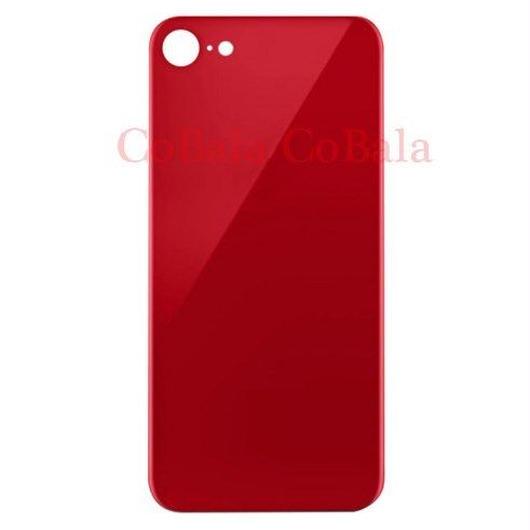 iPhone 8 タイプ バックパネル 2色 アイフォン 背面パーツ