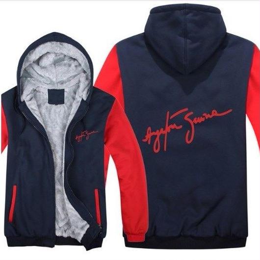高品質 アイルトン・セナ レーシング F1 パーカー 衣装 コスチューム 小道具 海外限定 非売品 映画グッズ 映画関連    アイルトンセナグッズ  10