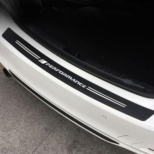 BMW ステッカー バンパー デカール 保護 e39 e46 e90 f30 f10 f01 f20 トランクカバー h00087